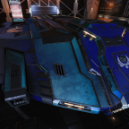 Azure Ship Paint